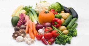 common veggies