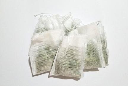 Moringa Loose Leaf Tea