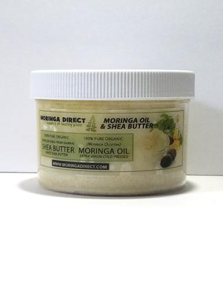 Moringa Shea Butter